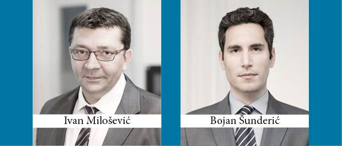 JPM Promotes Ivan Milosevic and Bojan Sunderic to Partner