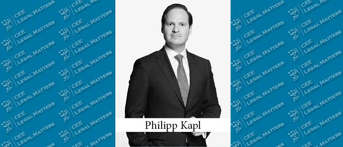 Philipp Kapl Promoted to Partner at Binder Groesswang