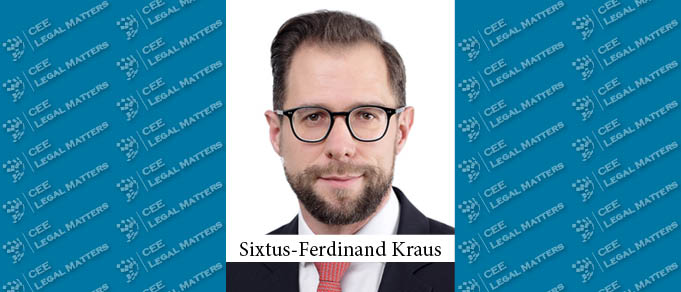 CMS Counsel Sixtus-Ferdinand Kraus Appointed Professor at Johannes Kepler University Linz