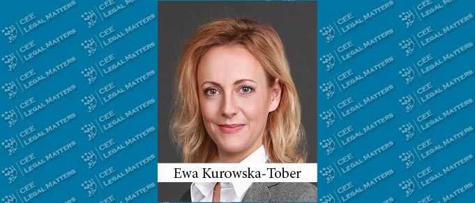 Ewa Kurowska-Tober Becomes Global Co-Chair of Data Protection, Privacy, and Security at DLA Piper
