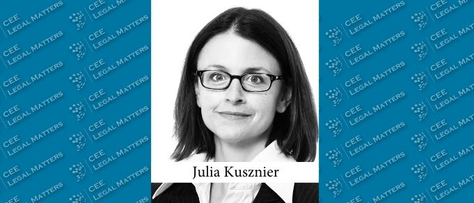 Julia Kusznier Joins KPMG Law Austria as Co-Head of IP/IT