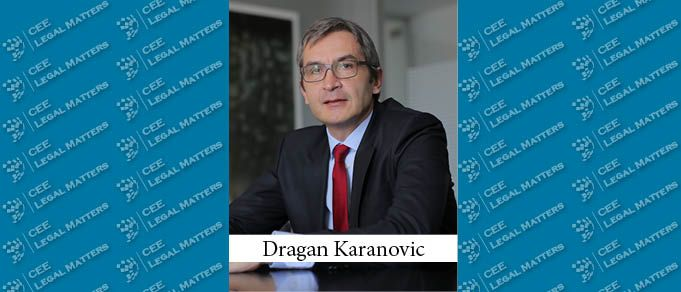 Dragan Karanovic Takes Over as Managing Partner at Karanovic & Partners
