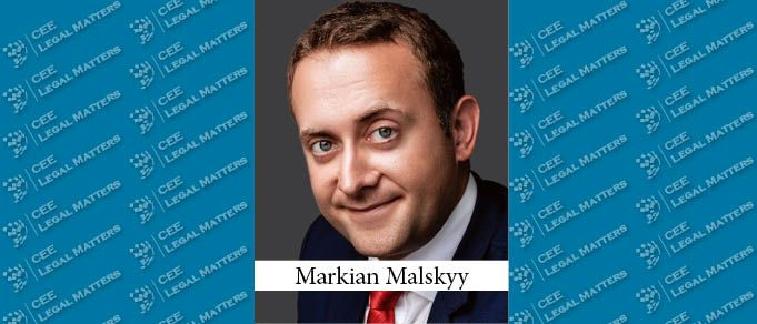 Markian Malskyy Leaves Ukrainian Government to Rejoin Arzinger