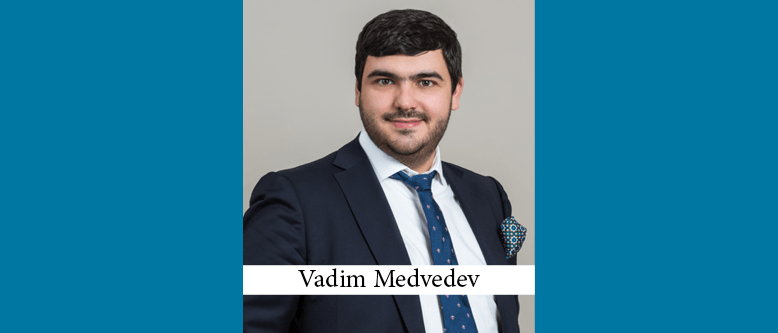 The Buzz in Ukraine: Interview with Vadim Medvedev of Avellum