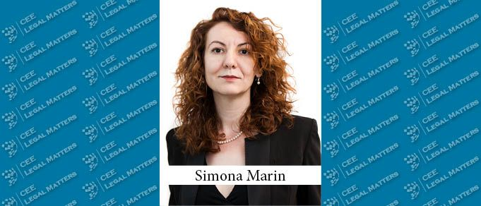 Simona Marin Becomes Head of Banking and Finance at Dentons in Bucharest