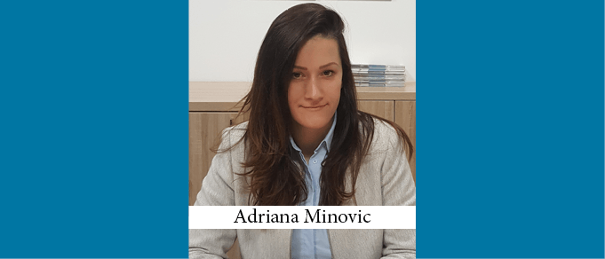 An Interview with Adriana Minovic, DPO / Head of Data Protection Department,  Ergomed Group
