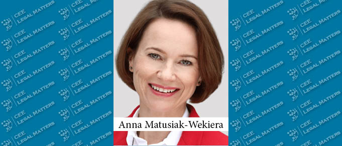 Anna Matusiak-Wekiera Joins JDP as Head of Data Protection/Compliance