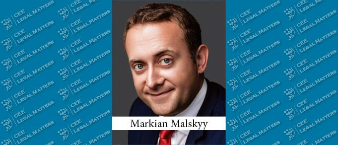 Markian Malskyy Leaves Arzinger to Head Lviv Regional State Administration
