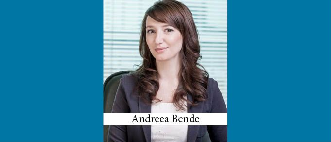 IP Specialist Andreea Bende Becomes Partner at NNDKP