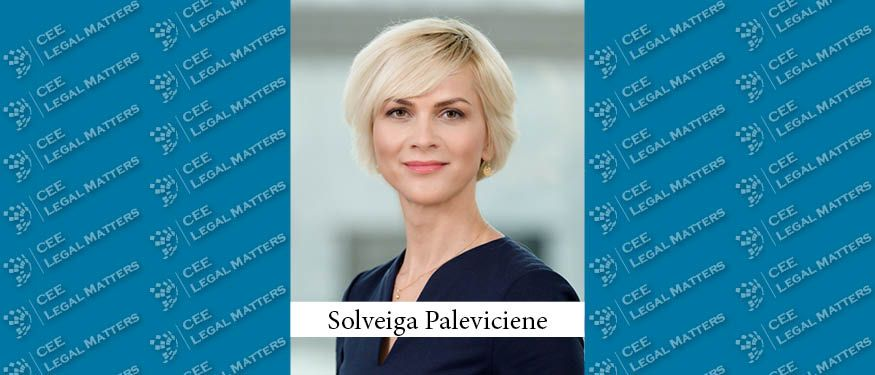 Solveiga Paleviciene Appointed Managing Partner of Glimstedt