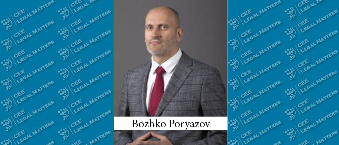 Bozhko Poryazov Moves from Delchev & Partners to Popov, Arnaudov and Partners