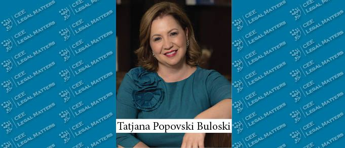 Tatjana Popovski Buloski Leaves Polenak to Launch Popovski & Partners