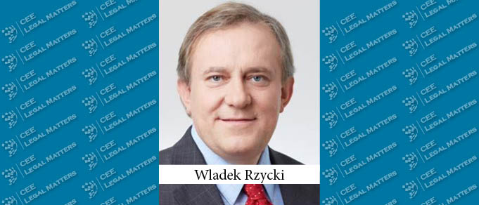 Wladek Rzycki Joins CMS as Partner
