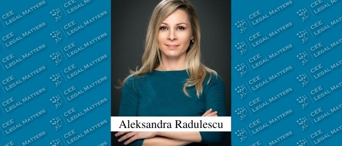 Alexandra Radulescu Moves from DLA Piper to Simion & Baciu in Romania
