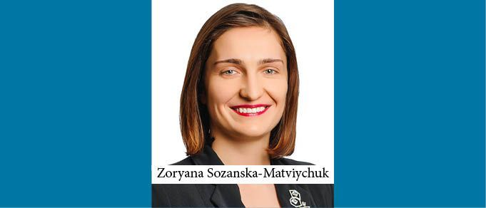 Zoryana Sozanska-Matviychuk Promoted to Partner and Appointed Head M&A at Redcliffe Partners