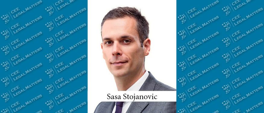 Sasa Stojanovic Promoted to Partner at BDK Advokati