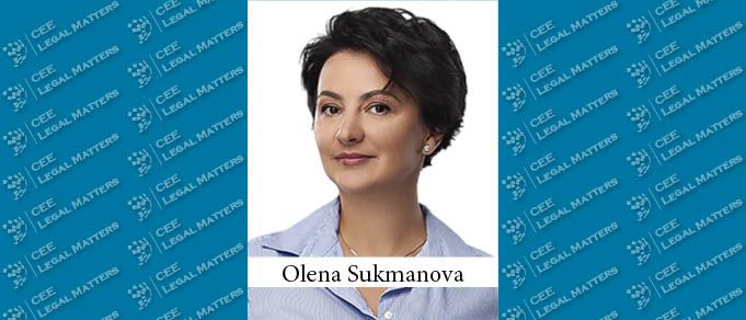 Olena Sukmanova Joins Sayenko Kharenko as Head of Litigation