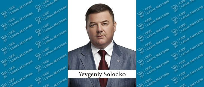 Sayenko Kharenko Completes Merger with Yevgeniy Solodko Criminal Defense Boutique