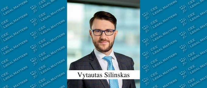 Vytautas Silinskas Leaves TGS Baltic to Join Lithuania's Ministry of Social Security and Labor