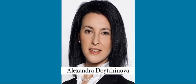 The Buzz in Bulgaria: Interview with Alexandra Doytchinova of Schoenherr