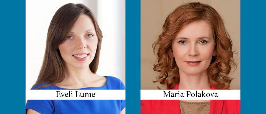 Eveli Lume and Maria Polakova Promoted to Partner at Squire Patton Boggs