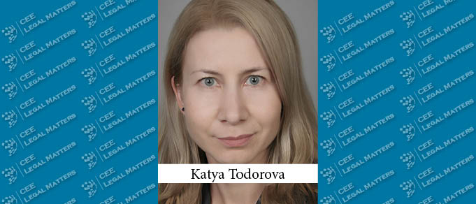 Katya Todorova Joins CMS Sofia as Head of Capital Markets