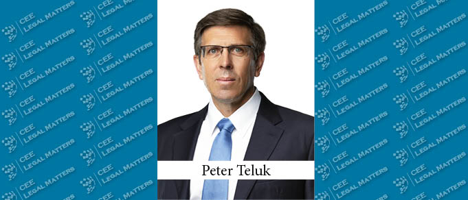 Former Squire Patton Boggs Managing Partner Peter Teluk Joins Sayenko Kharenko in Ukraine