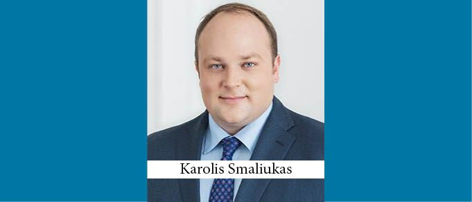 Karolis Smaliukas Moves from Cobalt to TGS Baltic in Vilnius