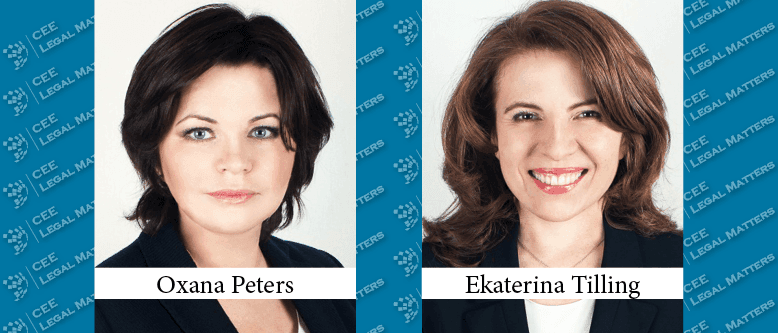 Eversheds Sutherland Russia Merges with Tilling Peters