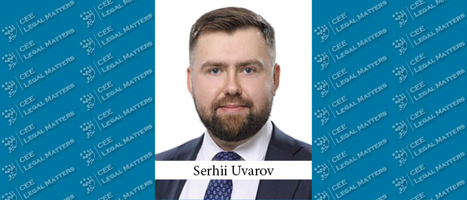 Serhii Uvarov Makes Partner at Integrites