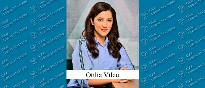 Otilia Vilcu Makes Partner at GNP in Bucharest