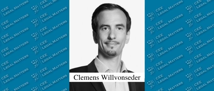 Tax Lawyer Clemens Willvonseder to Become Partner at Binder Groesswang