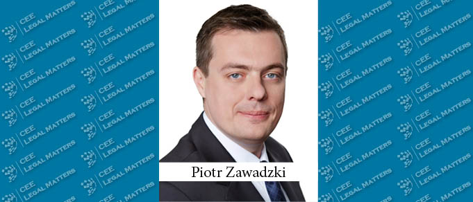 Piotr Zawadzki Joins Penteris as Head of IP & DP