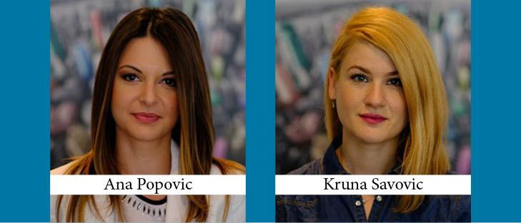 Zivkovic Samardzic Promotes Ana Popovic and Kruna Savovic to Partner