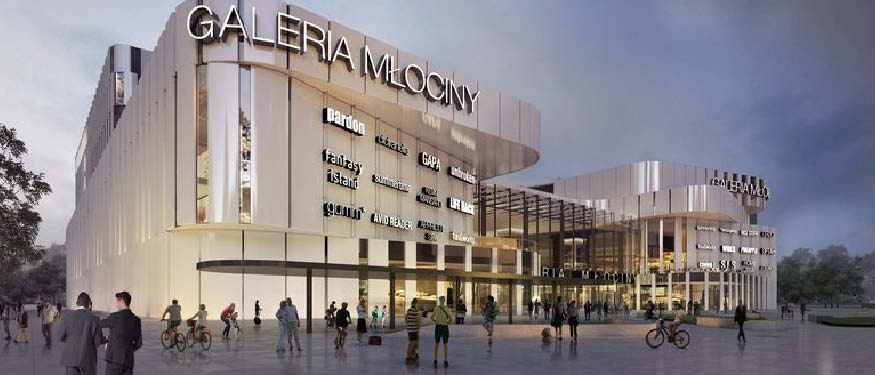 KZP and Weil Facilitate Echo Acquisition of Galeria Mlociny Shopping Center in Warsaw
