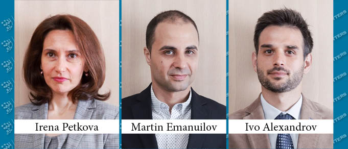 Promotions and Practice Appointment at Kambourov & Partners
