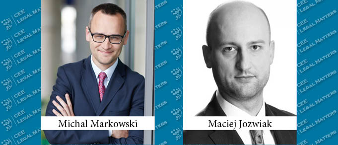 Michal Markowski and Maciej Jozwiak Promoted to Partner at Eversheds Sutherland in Warsaw