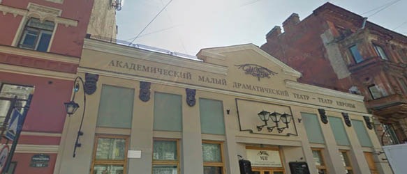 Kachkin & Partners Successful for Mamoshin Architectural Workshop in Dispute Over New Stage of Maly Drama Theater in St. Petersburg.