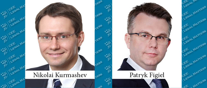 Nikolai Kurmashev and Patryk Figiel Promoted to Partner at Linklaters