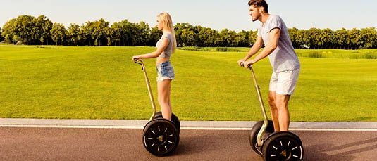 Ellex Raidla Successful for Segway in Product Design Dispute