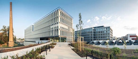 BPV Braun Partners Advises Immofinanz on Acquisition of Palmovka Open Park Office Complex