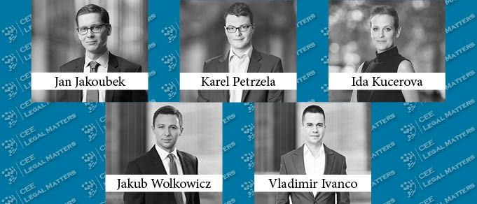 Czech, Polish, and Slovakian Lawyers Promoted to Local Partner by White & Case