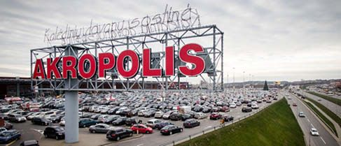 TGS Baltic Advises Akropolis Group on Renovation Agreement for Vilnius Shopping Center