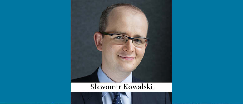 Slawomir Kowalski Becomes Partner at Maruta Wachta