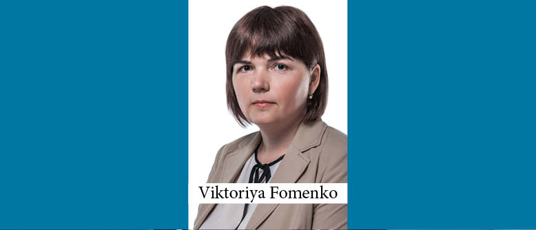 Viktoriya Fomenko Becomes Partner at Integrites
