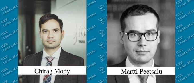 Chirag Mody and Martti Peetsalu Promoted to Associate Partner at TGS Baltic