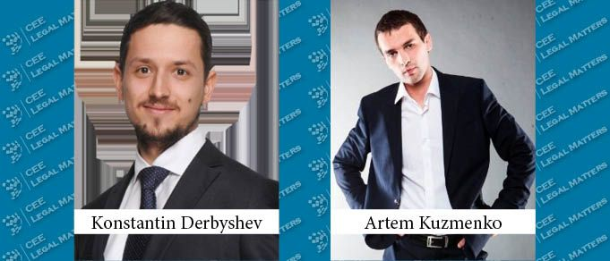 Artem Kuzmenko and Konstantin Derbyshev Promoted to Partner at Eterna Law