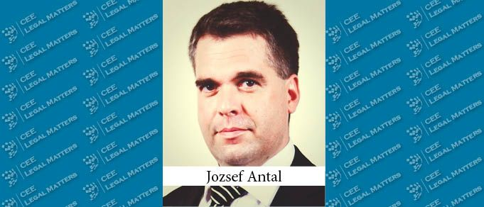 Jozsef Antal Becomes Head of Legal and Compliance at Metro Cash & Carry in Hungary