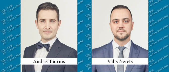 Latvian Lawyers Andris Taurins and Valts Nerets Make Partner at Sorainen