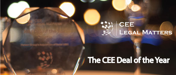 Extra! The Winner of the CEE 2019 CEE Deal of the Year is ...